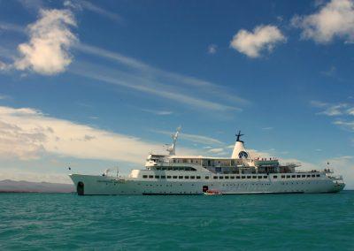 Wygodny statek Galapagos Legend, najlepszy na rejs po Wyspach Galapagos, Ekwador
