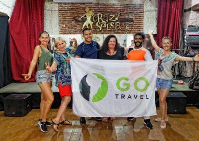 Po kursie tańca w Kolumbii, wyprawy taneczne z biurem podróży Gotravel