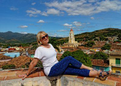 Beata Radecka, Trynidad na Kubie