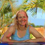 Magdalena Sulich w czasie babskiego wyjazdu w Trynidadzie na Kubie