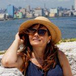 Marita Surmacka w Hawanie na Kubie, damski wyjazd