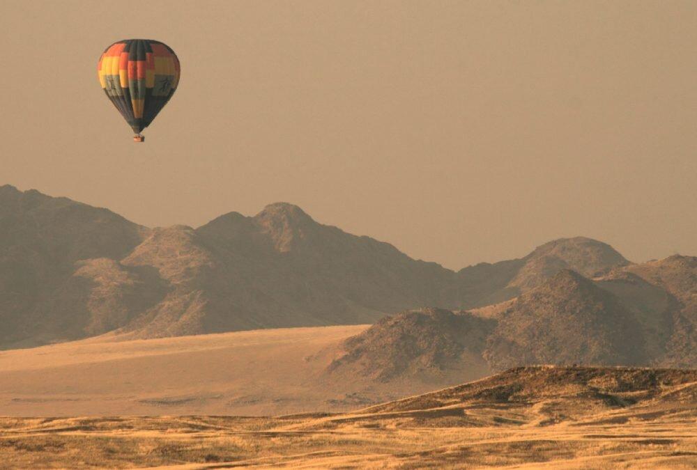 Zwolniły się dwa miejsca na wyprawę do Namibii od 11 do 27 października 2021