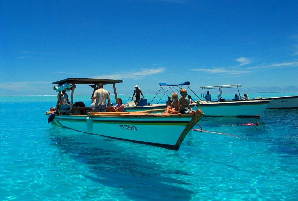 Najpiękniejsze wyspy Polinezji i tajemnicza Wyspa Wielkanocna