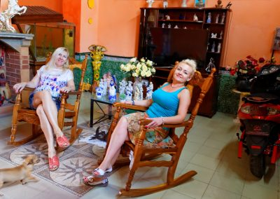 Casas particulares czyli kwatery prywatne na Kubie