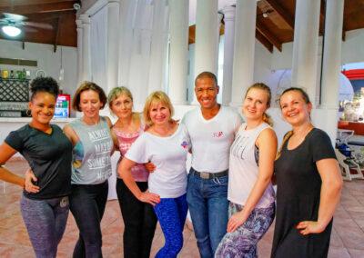 Wyjazd z nauką tańca na Dominikanę. bachata i merengue,