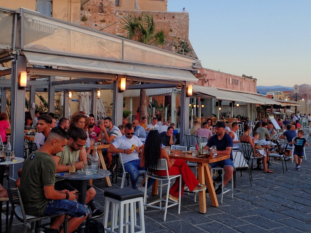 Co w Grecji? Turyści (powoli) wracają na Kretę!
