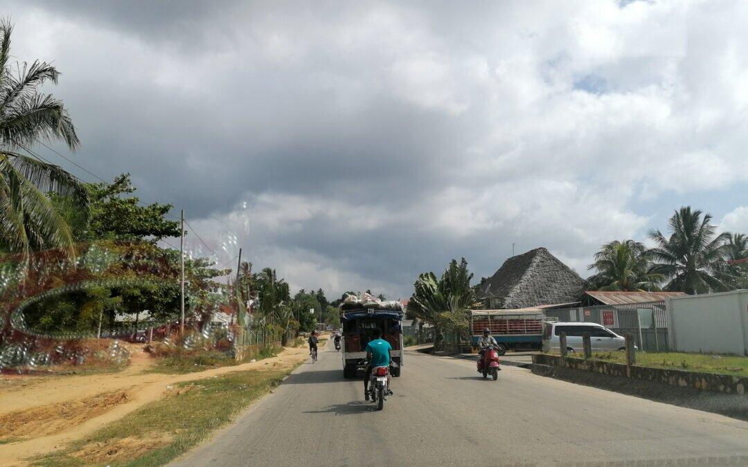 Testy na Covid-19 na Zanzibarze