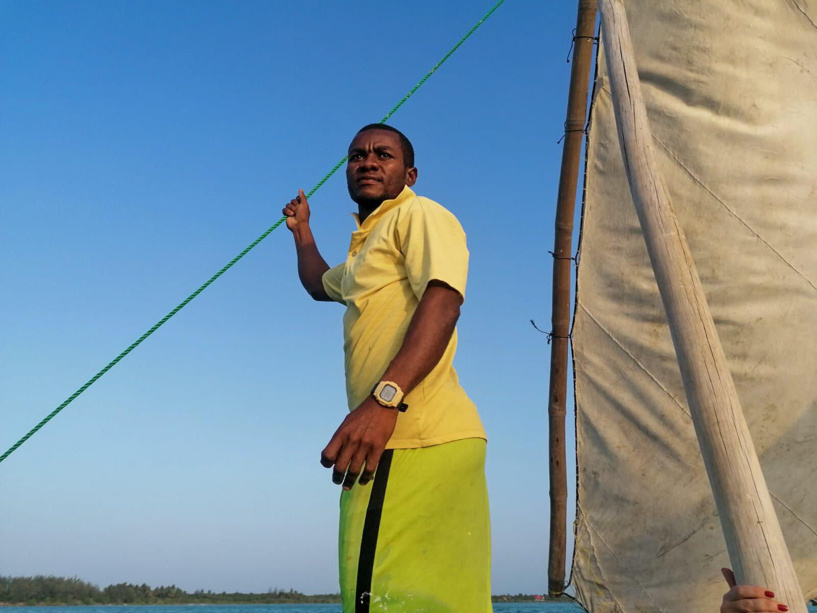 Żeglowanie na Zanzibarze