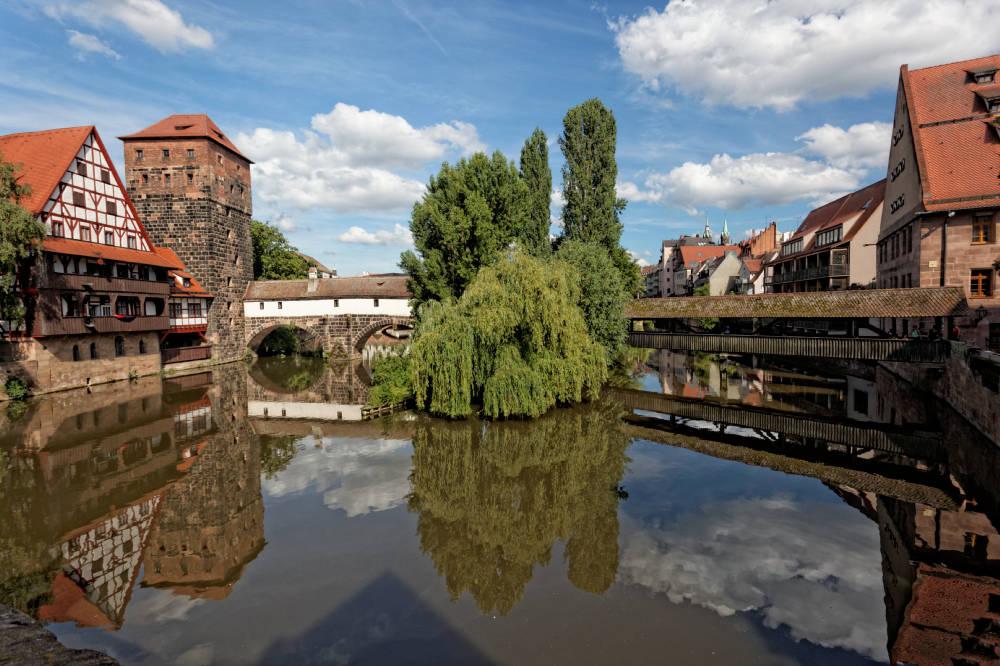 Bawarskie piwo czeka na turystów
